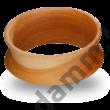 Cseresznyefa kávébetöltő tölcsér 49 mm-es szűrőhöz