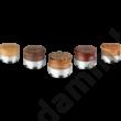 Disztributor, kávé egyengető, oszlató 49,5 mm - választható markolattal