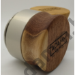 Fekete diófa marok tamper - PALM TAMP 58,5 mm